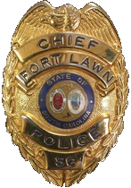 FORT LAWN POLICE DEPARTMENT SOUTH CAROLINA USA